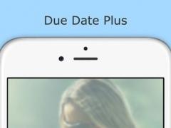 Due Date Plus for Wildflower Health 1.0 Screenshot