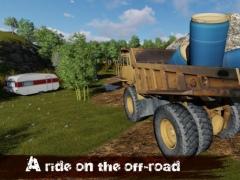 Dump Truck Off-Road 3D 1.0 Screenshot