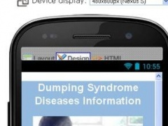 Dumping Syndrome Information 1.0 Screenshot