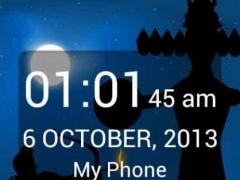 Dussehra Raavan lockscreen 1.6 Screenshot