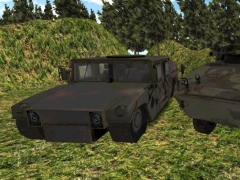 duty driver army 4X4 offroad 1.3 Screenshot