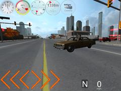 Duty Driver Taxi LITE  Screenshot