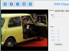 DVD Clipper and Joiner 1.1 Screenshot