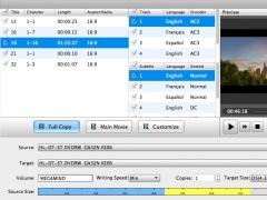 DVD Copier for Mac 2.13.31 Screenshot