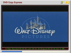 DVD Copy Express 5.5 Screenshot