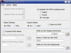 DVD Home Video Project 0.3 Screenshot