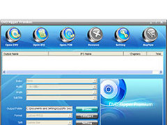 DVD Ripper Premium 1.1.6.405 Screenshot