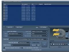 DVD to Pocket PC converter 4.9.2.01 Screenshot