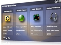 DVD X Utilities 2.8.3.0 Screenshot