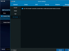 DVDFab File Transfer for Mac 10.2.1.3 Screenshot