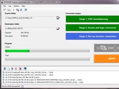 DVDtoBD Express 1.4 Screenshot