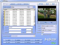 DVDZip Lite 4.0 Screenshot