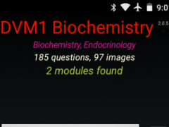 DVM 1st Yr Quiz - Biochemistry 2.13.7 Screenshot