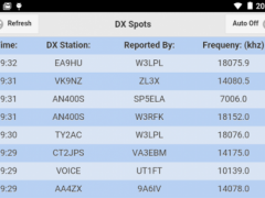 DX Spots Free 2.0.100 Screenshot