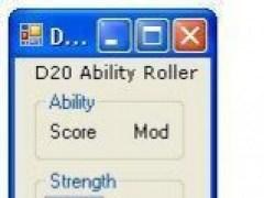 Dylan's D20 Character Generator 1.3 Screenshot