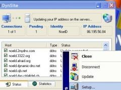 DynSite 1.13 Screenshot