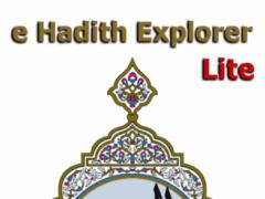 e Hadith Explorer Lite 1.6 Screenshot