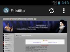 E-Istifta 1.0 Screenshot