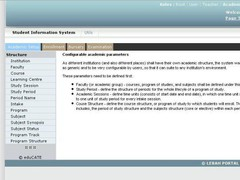 E-Learning Applications Suite  Screenshot