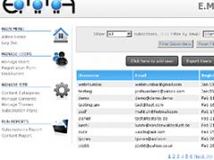 E.M.M.A. 1.0 Screenshot