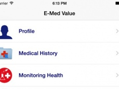 E-Med Value 1.3 Screenshot