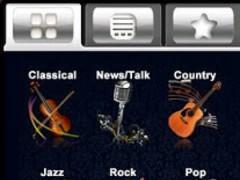 e-Mobile Radio 1.0 Screenshot