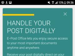 E-Post Office 2.11.1.0 Screenshot