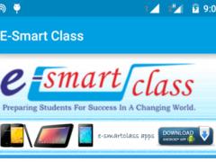 E-Smart Class 1.0 Screenshot