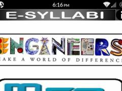 E-Syllabi 1.0 Screenshot