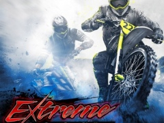 E-Xtreme Moto-Cross Stunt Challenge 1.0 Screenshot