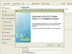 EA Install 1.36 Screenshot