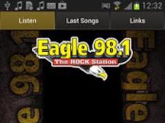 Eagle 98.1 FM WDGL 2.08.01 Screenshot