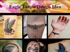 Eagle Tattoo Design 1.0 Screenshot