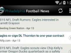 Philadelphia Football News 4.1.1 Screenshot