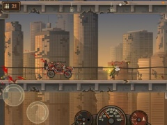 Review Screenshot - Zombie Game – Escape the Zombie Apocalypse in Your Car