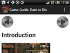 Earn to Die Game Guide 1.0 Screenshot