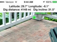 Earth Pointer 2.2.2 Screenshot
