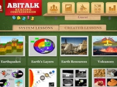 Earth Science Reading Comprehension for First Grade and Second Grade 2.02 Screenshot