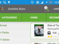 earthlink share