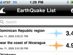 EarthQuake Display 1.6.3 Screenshot