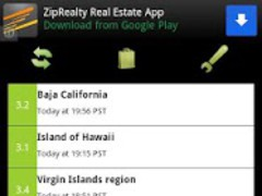 EarthQuake Pro 2.2 Screenshot