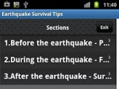 Earthquake Survival Tips 2.3 Screenshot
