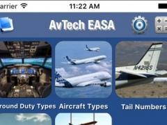 EASA Flight Log 1.0.27 Screenshot