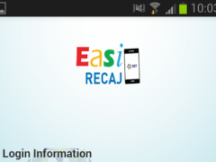 EasiRecaj 1.6 Screenshot