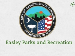 Easley Parks and Recreation 1.0 Screenshot