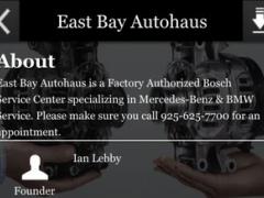 East Bay Autohaus 1.0 Screenshot