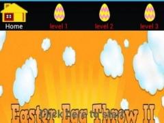 Easter Egg Throwing Game II 1.0 Screenshot