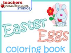 Easter Eggs Kids Coloring Game 8 Screenshot