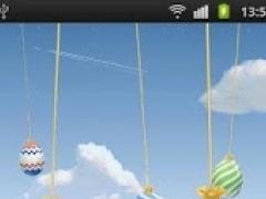 Easter Live Eggs Wallpaper PRO 1.0 Screenshot