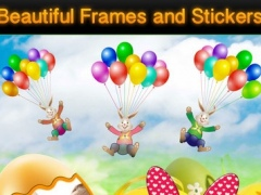 Easter Picture Frames and Stickers 3.3 Screenshot